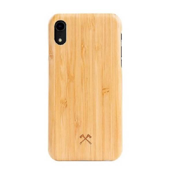 Woodcessories EcoCase-Cevlar Bamboo iPhone XR