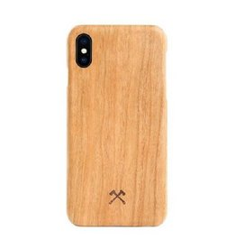 Woodcessories EcoCase-CevlarCherry iPhone Xs Max