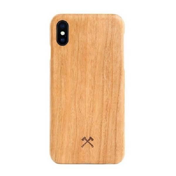 Woodcessories EcoCase-CevlarCherry iPhone Xs Max