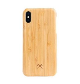 Woodcessories EcoCase-Cevlar Bamboo iPhone Xs Max