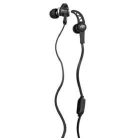 iFrogz Summit Wired Earbuds Black
