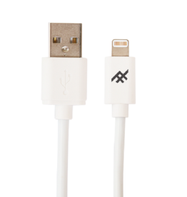 iFrogz Unique Lightning Cable 1.8m White