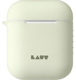 LAUT POD Airpod Glow in the Dark Green