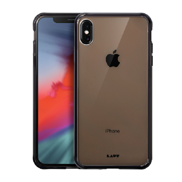 LAUT Crystal-X iPhone X(s) Black