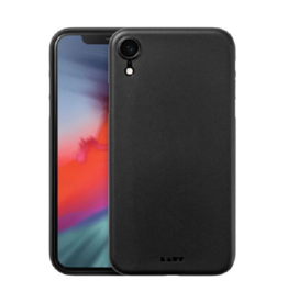 LAUT Slimskin iPhone Xr Matt Black