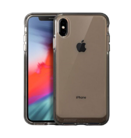 LAUT Fluro Crystal iPhone Xs Max Black
