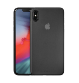 LAUT Slimskin iPhone Xs Max Matt Black