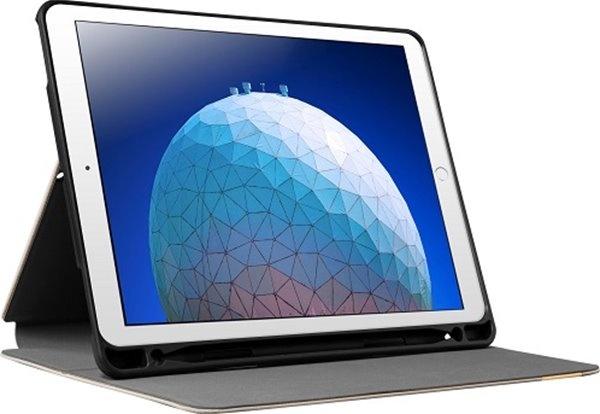 LAUT Prestige iPad Air (2019) Taupe