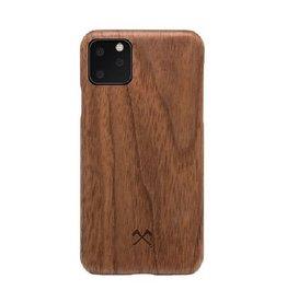 Woodcessories Slim Case Walnut/Aramid iPhone 11