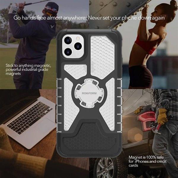 Rokform Crystal Black iPhone 11 Pro