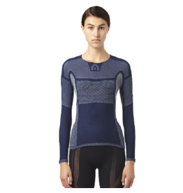 Megmeister Winter Long Cycling Woman Navy XS/S
