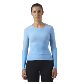 Megmeister Winter Long Cycling Woman Blue XS/S