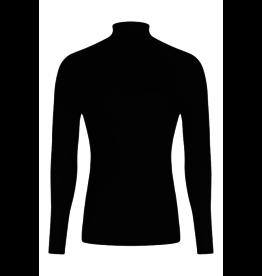 Megmeister High Neck Base Layer Men Black L/XL