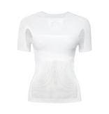 Megmeister Shortsleeve Base Layer Women White XS/S