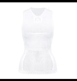 Megmeister Sleeveless Base Layer Women White XS/S