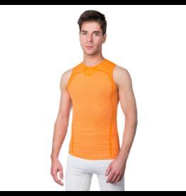 Megmeister Sleeveless Base Layer Orange One Size