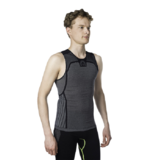Megmeister Sleeveless Base Layer Black One Size