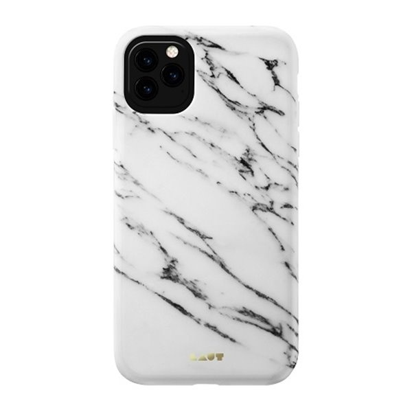 LAUT Huex iPhone 11 Pro Marble White