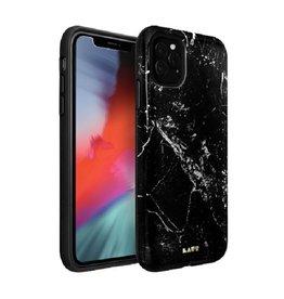 LAUT Huex iPhone 11 Pro Max Marble Black