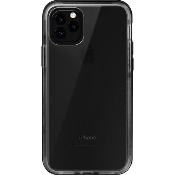 LAUT Exo-Frame iPhone 11 Pro Max Gun Metal