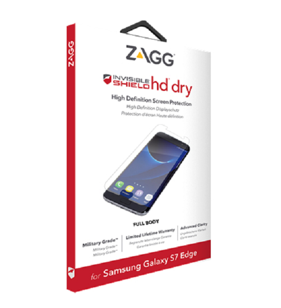 Invisible Shield ISoD HD Dry install (Smartphone)