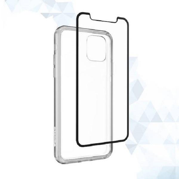 Invisible Shield Glass Elite Edge + 360 Case iPhone 11
