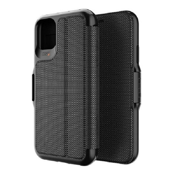 Gear4 D3O Oxford Black iPhone 11 Pro Max