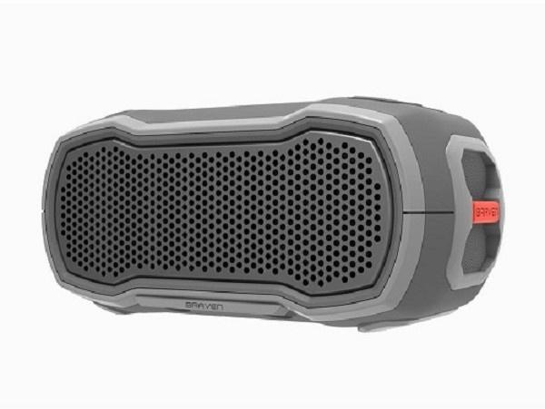 Braven Ready Solo Waterproof Speaker grey/orang