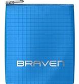 Braven Flye Sport Wireless Earbuds Grey/Red