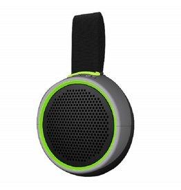 Braven 105 Waterproof BT Speaker Silver/Green