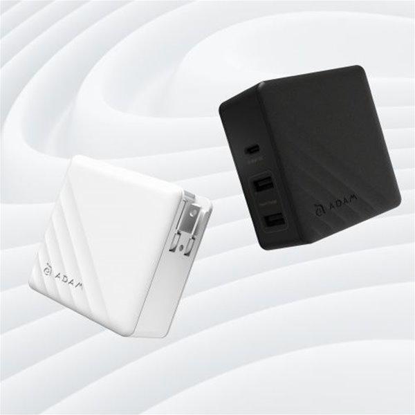 ADAM elements OMNIA P7 USB-C PD / QC3.0 Fast Charging