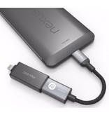 ADAM elements CASA F13 Grey USB-C to USB-A (female)