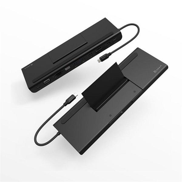 ADAM elements CASA Hub Pro USB-C 3.1 11-in-1