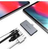 ADAM elements CASA i4 USB-C 3.1 4 port Hub iPad Pro