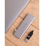 ADAM elements CASA 5E USB-C 3.1 5 port Card Reader Hub