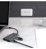 ADAM elements CASA A01m USB-C 3.1 4 port Hub Grey