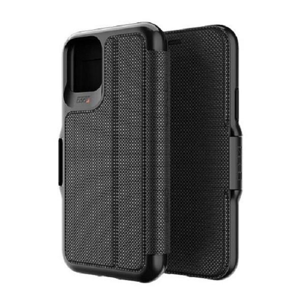Gear4 D3O Oxford Black iPhone 11