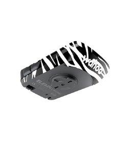 Wrap My Bike Wahooskins ROAM Zebra