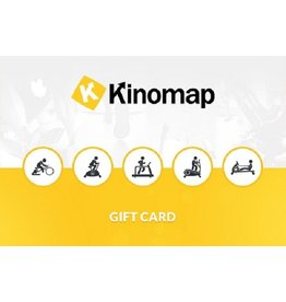 Kinomap Kinomap Gift Card 12 months