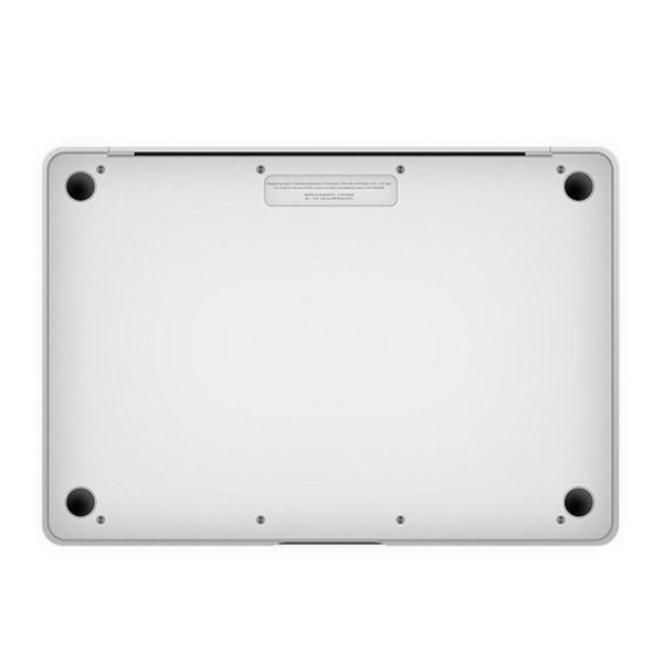 "KMP 3M Skin 12"" MacBook Silver"
