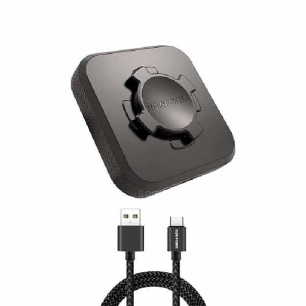 Wireless Twist Lock Charger