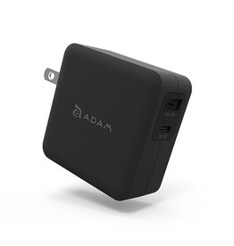 ADAM elements OMNIA F2 USB-C Wall Charger Black