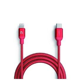 ADAM elements PeAk II USB-C to Lightning Red