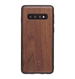 Woodcessories EcoBump Walnut/Black Galaxy S10+