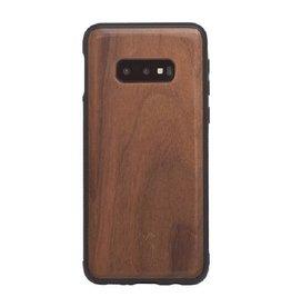 Woodcessories EcoBump Walnut/Black Galaxy S10e