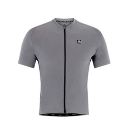 Megmeister Ultrafris Cycling Jersey Grey XS