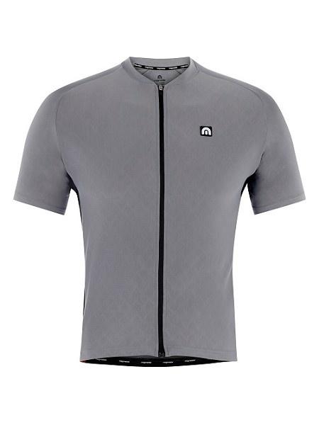Megmeister Ultrafris Cycling Jersey Grey S