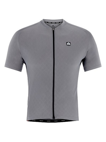 Megmeister Ultrafris Cycling Jersey Grey M