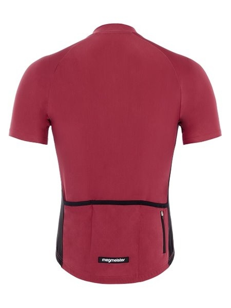 Megmeister Ultrafris Cycling Jersey Burgundy XL