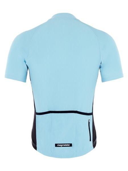 Megmeister Ultrafris Cycling Jersey Light Blue XS